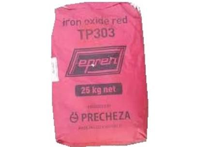 Пигмент для бетона Красный TP-303 Чехия