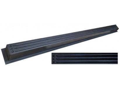 """Форма для столба №20 """"Греческий"""" без пазов. Размеры 125х125х2800 мм"""