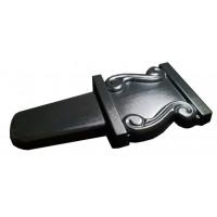Форма для ножки скамейки №2 из АБС пластика. Размеры: 450х380х60 мм
