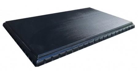 Форма для столешницы №2 из АБС пластика. Размеры: 1000х600х50 мм