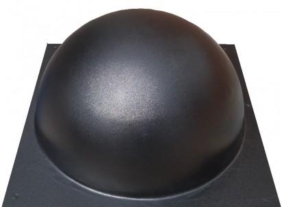 Форма полусферы парковочной 380х380х190 мм