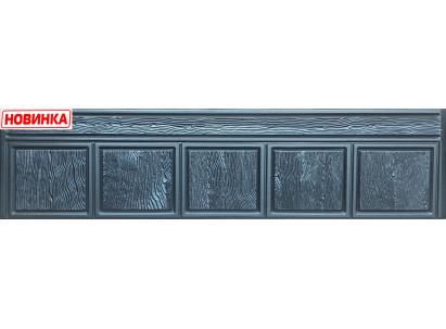 Форма для забора из АбС №212. Размеры: 2000х500х40 мм