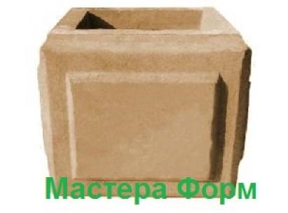 Форма столба наборного К1 Размеры: 315х315х290 мм