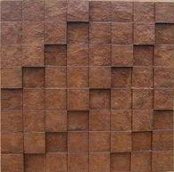Форма для фасадной плитки №13 Размеры: 500х500х20 мм, (4 шт/м2)