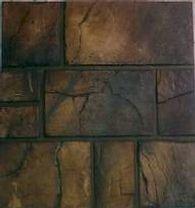 Форма для фасадной плитки №2 Размеры: 500х500х20 мм, (4 шт/м2)