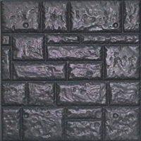 Форма для фасадной плитки №7 Размеры: 500х500х20 мм, (4 шт/м2)