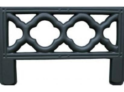 Форма для изготовления оградок №11 Размеры: 1000х600х40 мм