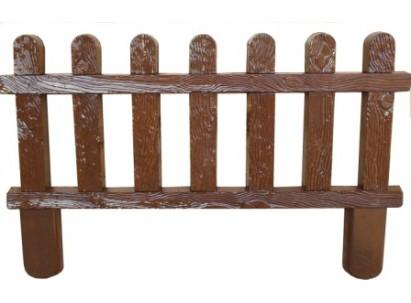 Форма для изготовления оградок №12 Размеры: 1000х630х40 мм