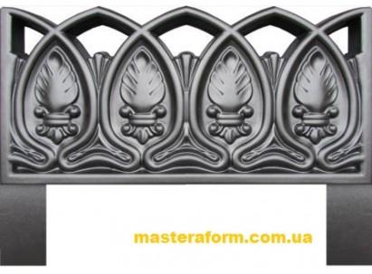 Форма для изготовления оградок №13 Размеры: 850х620х40 мм
