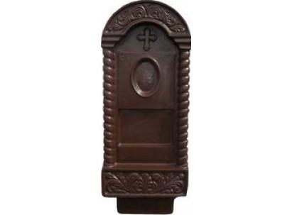 Форма стелы №12 Размеры: 1100х550х130 мм