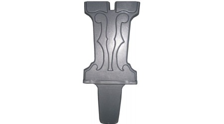 Форма для ножки стола №1 из АБС пластика. Размеры: 700х500х60 мм