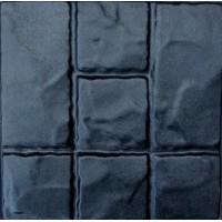 "Форма для изготовления плитки №4""Римский камень"" 280х280х30 мм"