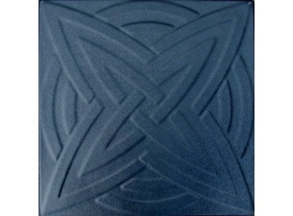"""Форма для изготовления плитки """"Узор"""" 390х390х35 мм"""