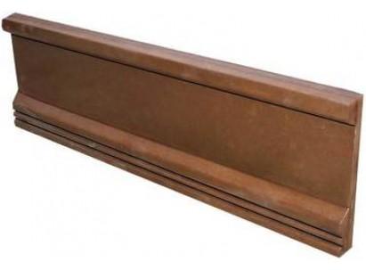 Форма для изготовления подступёнка№2. Размеры: 500х160х25 мм